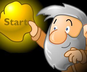 play First Gold Miner game
