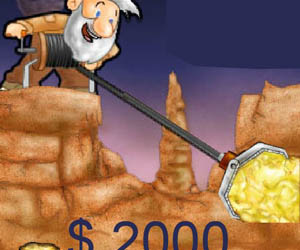 play Hacked Gold Miner game
