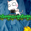 Cat Gold Miner game