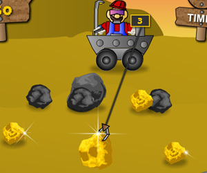 play Cowboy Miner game